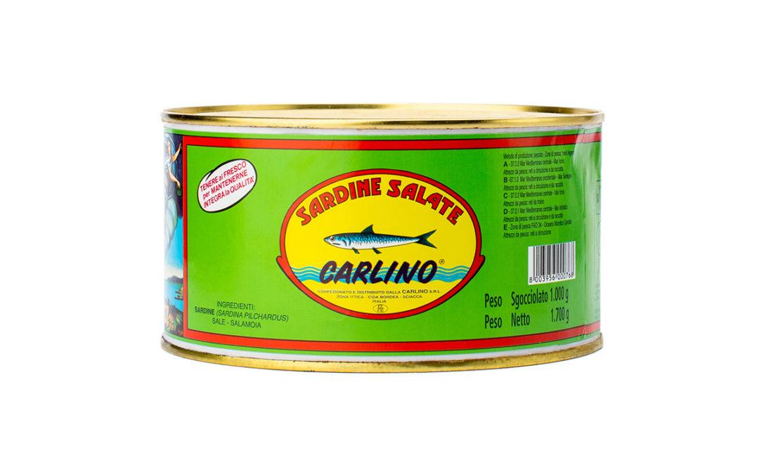 Sarde salate tipo 2