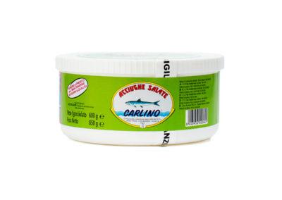 Acciughe salate tipo 1