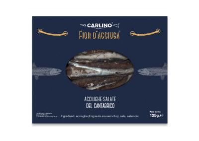 Acciughe salate del Cantabrico gr. 125