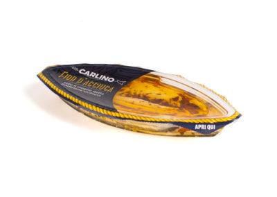 Filetti di acciughe marinate gr. 80 con peperoncino e prezzemolo